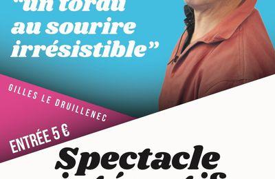 Théâtre et handicap, un spectacle psolidaire à Boquého le dimanche 27 novembre