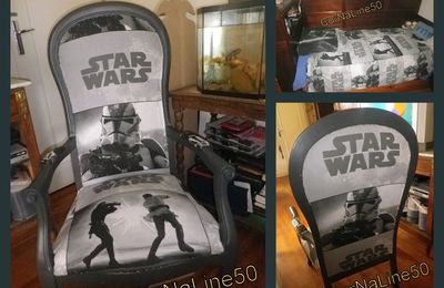 meuble relook version star wars pooks family cornaline50. Black Bedroom Furniture Sets. Home Design Ideas