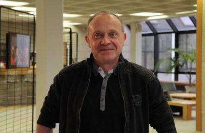 Interview de Benoit Rossinol photographe du handicap à Quimper