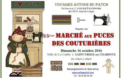 Puces des Couturières à St Yrieix-sur-Charente (16)