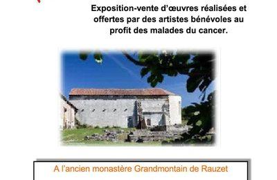 Exposition Vente Fleur d'Isa : 24 et 25 juin à Combiers (Charente)