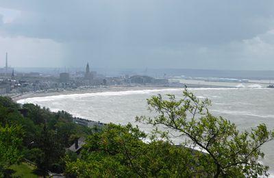 Le Havre sous le vent.