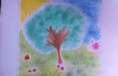L'arbre et la fée