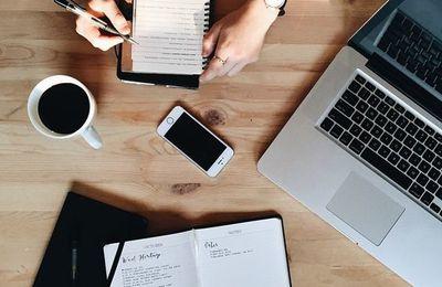 Top 5 des raisons de se lancer à écrire un blog