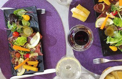 Une soirée à La Table du Roy