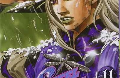 Steel Ball Run 11