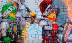 Nexo Knights Puzzle