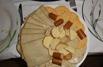 Raclette vegan 2