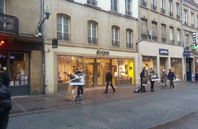 Action contre le foie gras - 17.12.16