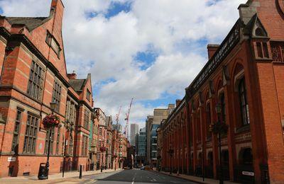 Birmingham : 1er jet : découverte de la ville