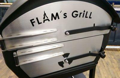 """Les photos """"des coulisses"""" de la fabrication des fours Flam's Grille."""