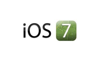 iOS 7, astuce pour la batterie