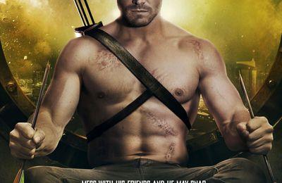 [AVIS] Arrow, les super héros reviennent à la TV !