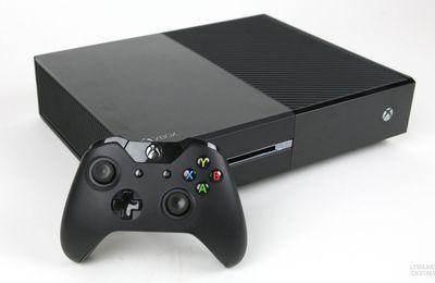 La Xbox One, ce coup de coeur