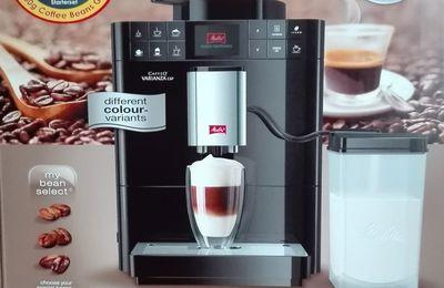 Melitta Varienza : test de la machine à café broyeuse