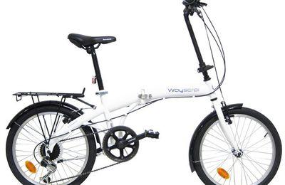Le premier vélo ultra-pliant arrive chez Norauto !