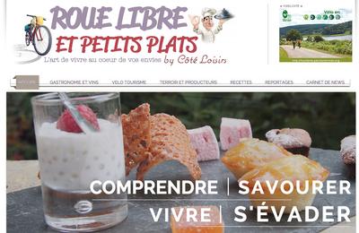 Suivez-nous désormais sur Roue Libre et Petits plats !
