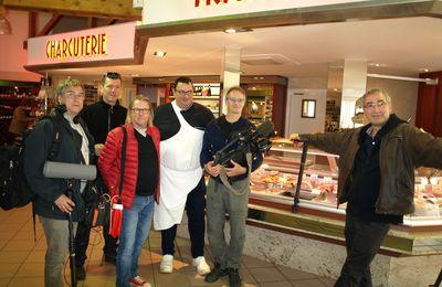 France 3 s'invite chez notre boucher Renaisonnais
