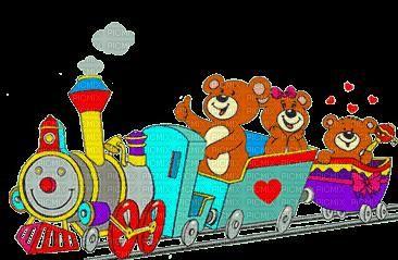Les trains, les haïkus d'Eliane