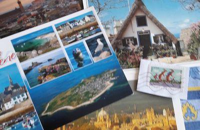 Cartes postales, haïkus et tanka - Lenaïg