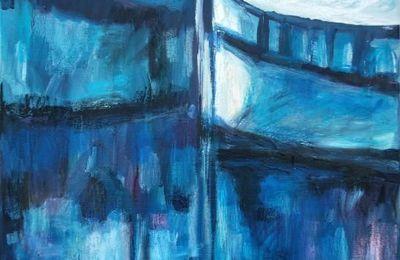 Le bateau bleu - Chaton
