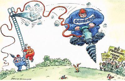Fracturation: David Cameron remis en cause par son Conseiller scientifique