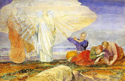 Prière universelle - Transfiguration - 6 août 2017