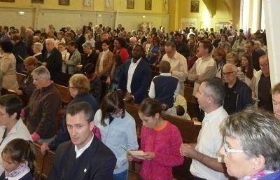 Messe de rentrée paroissiale - Messe en familles - Dimanche 1er octobre 2017