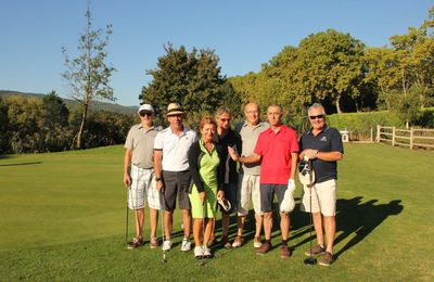 2014 12  - Compétitions Corporate - Golf Seniors - Cameron