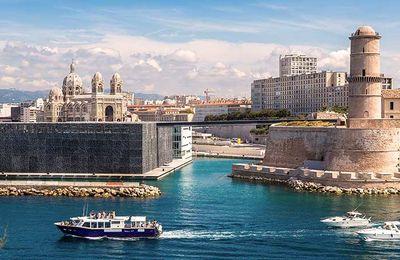 2017 09 07 - Visite du Mucem et des Calanques - Marseille