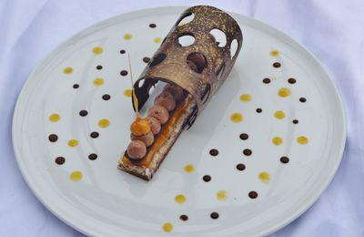 Passion Chocolat à l'assiette