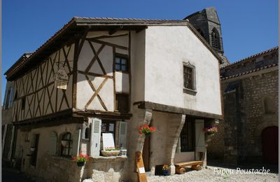 Plus beaux village de France:Charroux