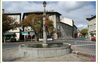 Les villages du Cantal:Maurs