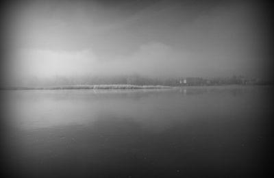 Loire givrée