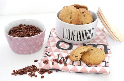 Cookies moelleux sans gluten