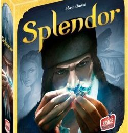 Soirée jeux à l'Ajt : Splendor et Kingdom Builder