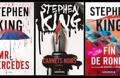 Trilogie Bill Hodges - Stephen King