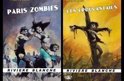 Paris Zombies et Les épouvantails - Philippe Morin