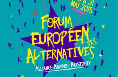 Forum Européen des Alternatives : Impressions