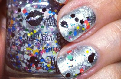 girly bits jini goe's indie / orly dazzle
