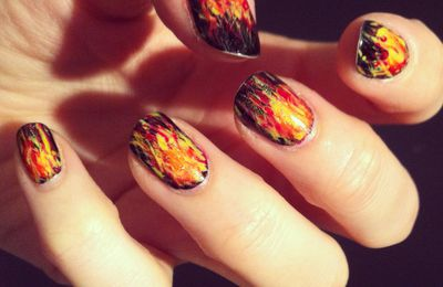 fire nails