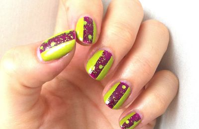 nailstorming striping tapée