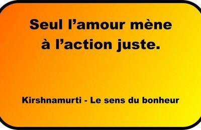 Etre en relation (2) Jiddu Krishnamurti