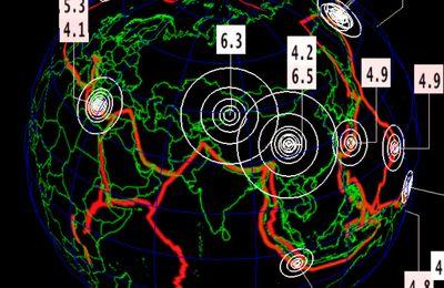 Séisme de magnitude 6.3 au Kazakhstan