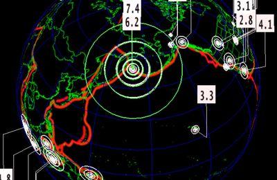 Séisme de magnitude 7.4 en Extrême-Orient russe