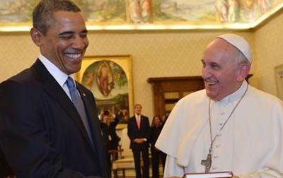 """L'autre couple """"François-Obama"""""""