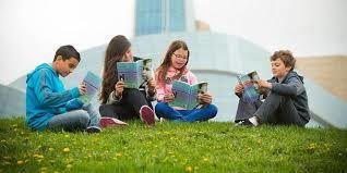 Un quart d'heure de lecture quotidienne