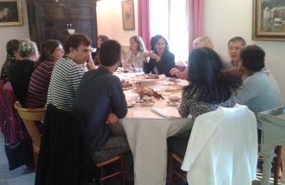 Merci à tous les participants du 4e goûter philo !!!