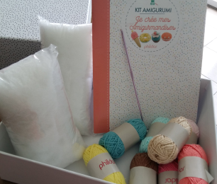 Kit amigurmandises by phildar