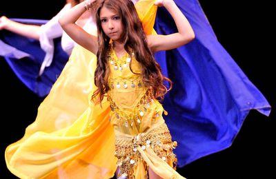 NOUVEAU COURS de danse orientale pour les enfants avec Änna à Bordeaux